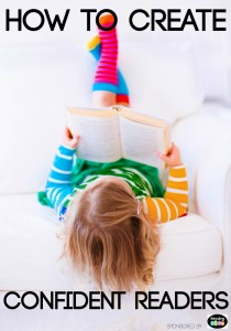 5 Simple Tips for Creating Confident Readers