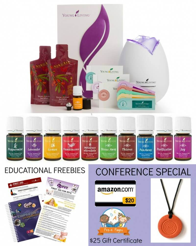 Young Living Teacher Special