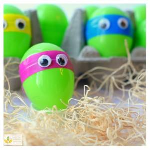 Teenage Mutant Ninja Turtles Easter Eggs