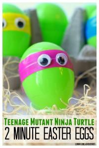 Teenage Mutant Ninja Turtle 2 Minute Easter Eggs