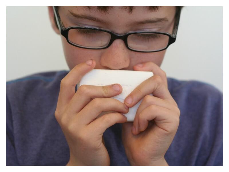 Observing Soap