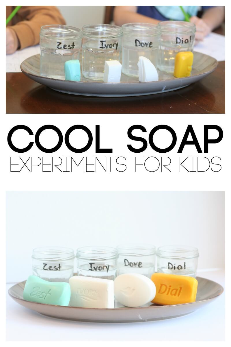 cool soap experiments