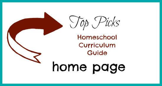 homeschool curriculum guide