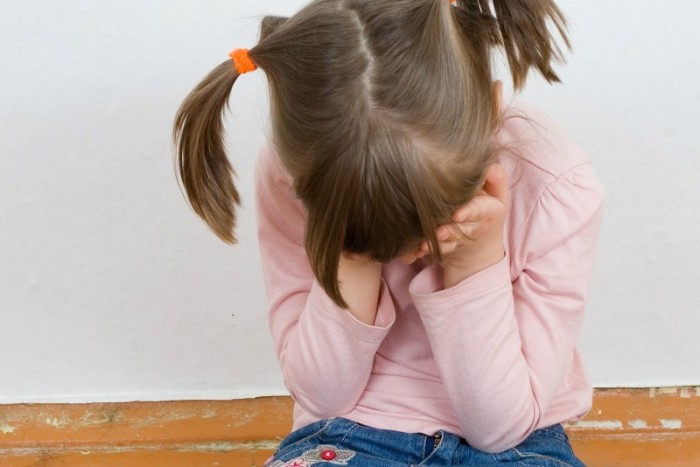 2 Words to Never Say to a Whining Kid