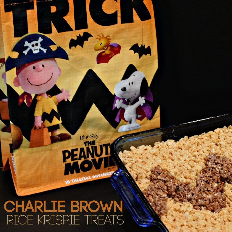 Charlie Brown Treats