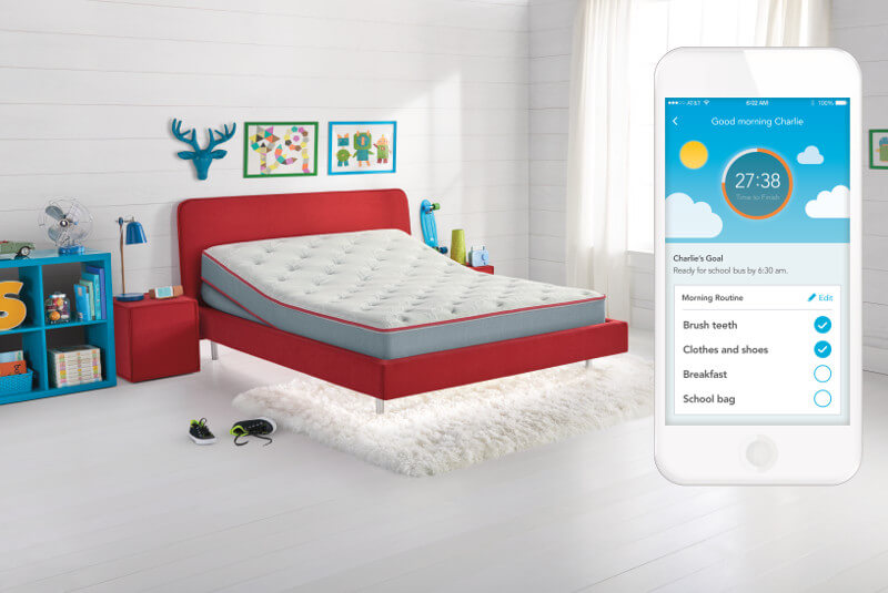 SleepIG bed for Kids