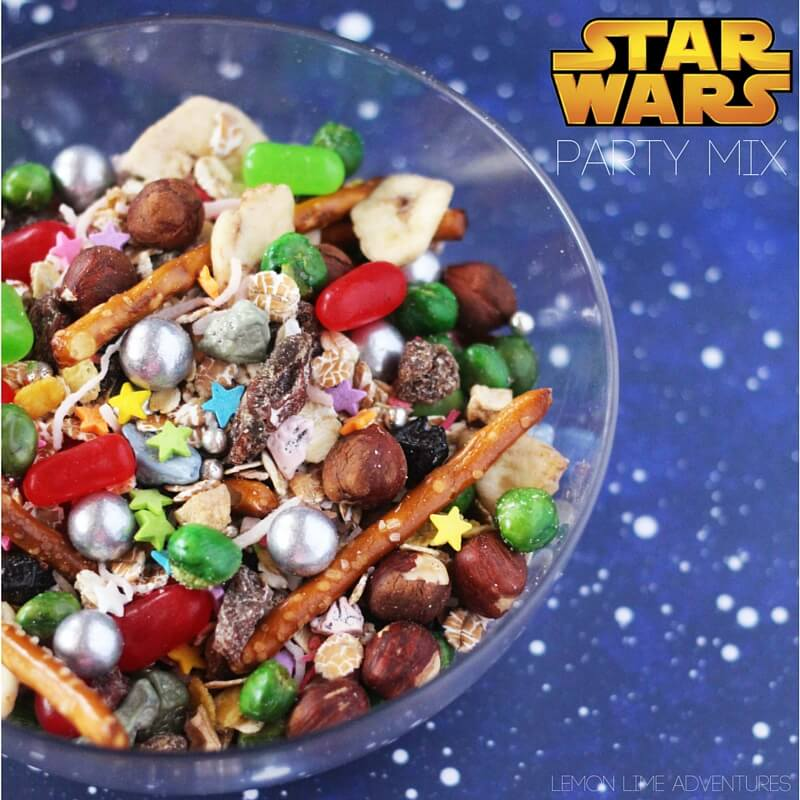 Star Wars Party Mix