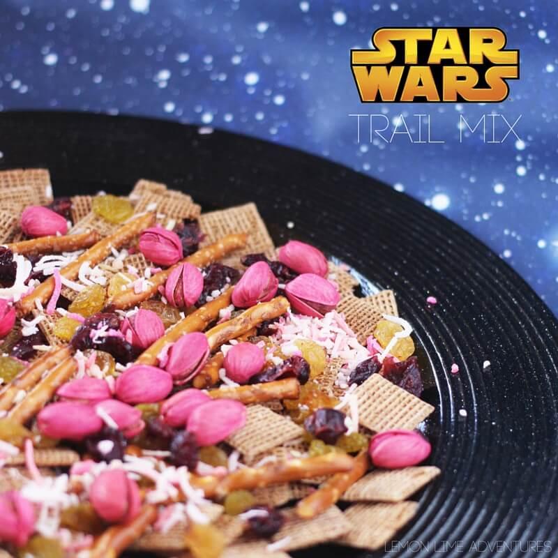 Star Wars Trail Mix