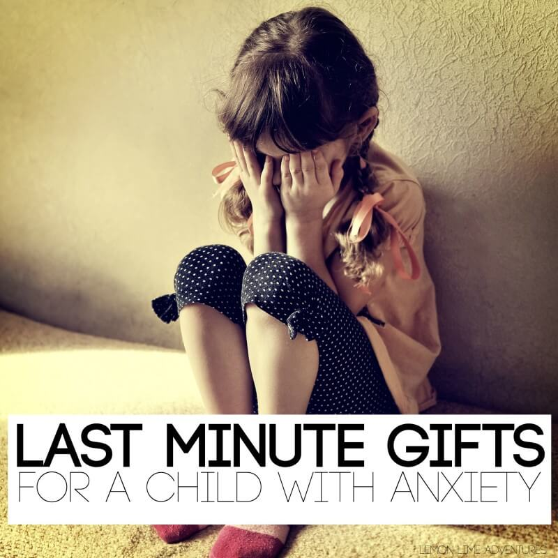 Last Minute Gifts for Kids with Anxiety