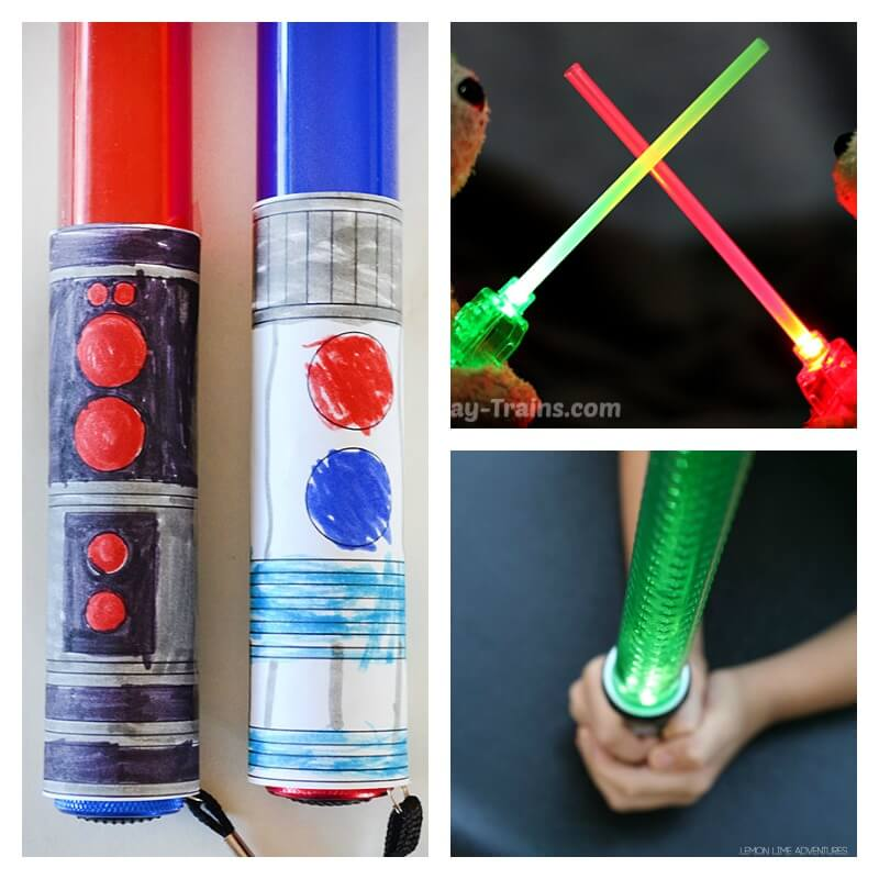 Lightsabers that Work
