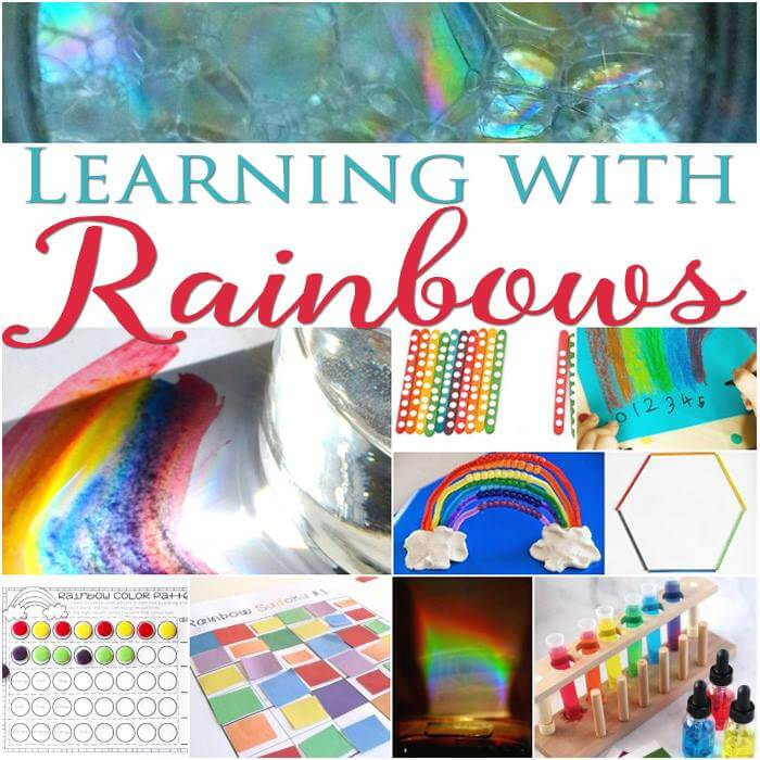 Learning with Rainbows