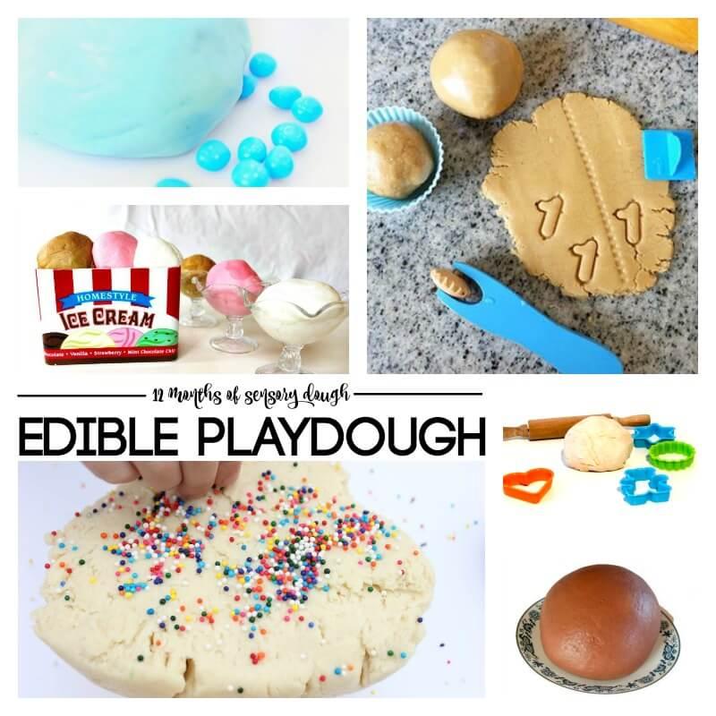 Best Edible Playdough Recipes