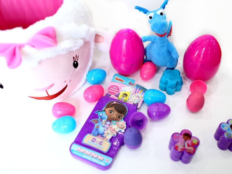 Doc Mcstuffins Easter Baskets