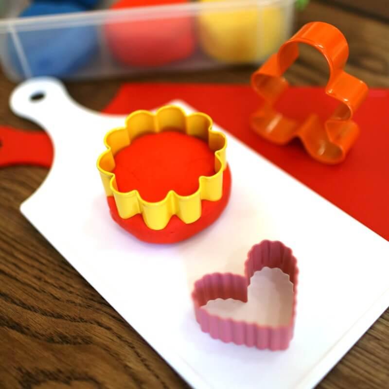 Fine Motor with Play Dough Kit