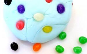 Edible Jelly Bean Playdough Recipe and More Awesome Edible Doughs
