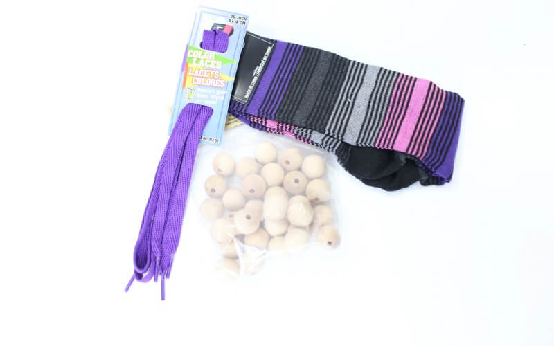 Materials for DIY Chewable Jewelry or Teething Necklace