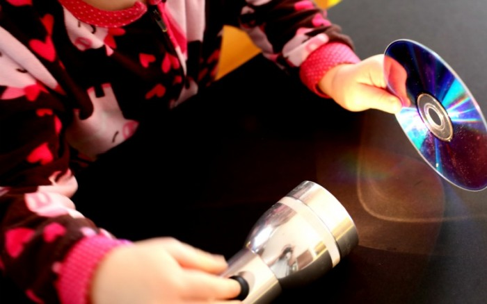 How to Make a Rainbow Experiment for Kids