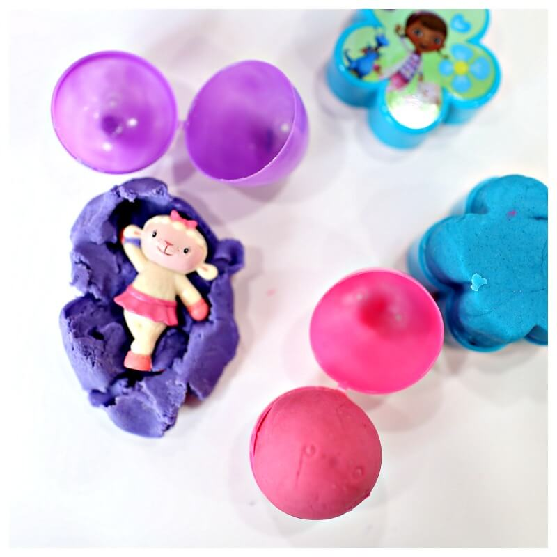 Surprise Eggs with Doc McStuffins