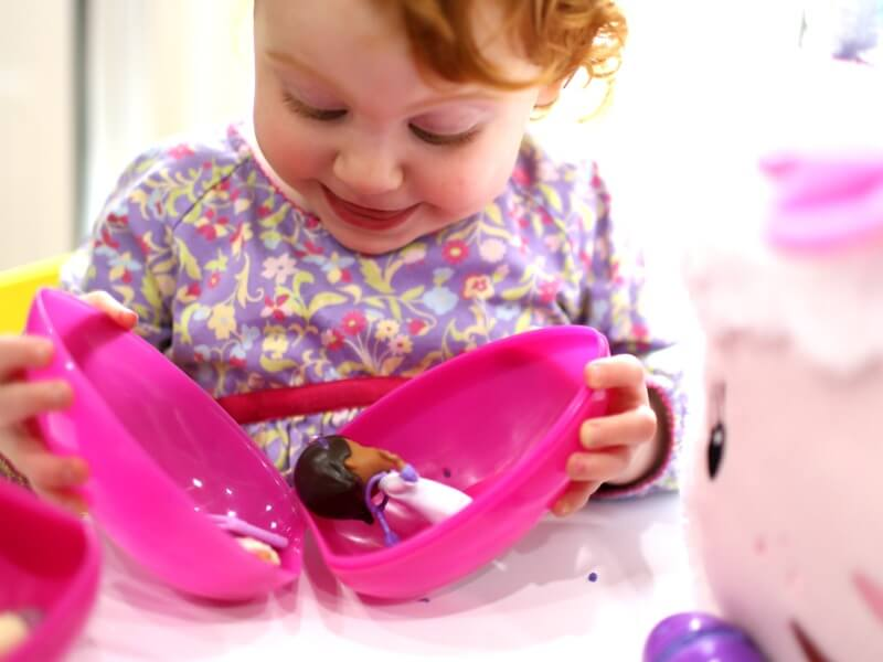Toddler Doc McStuffins Easter Ideas