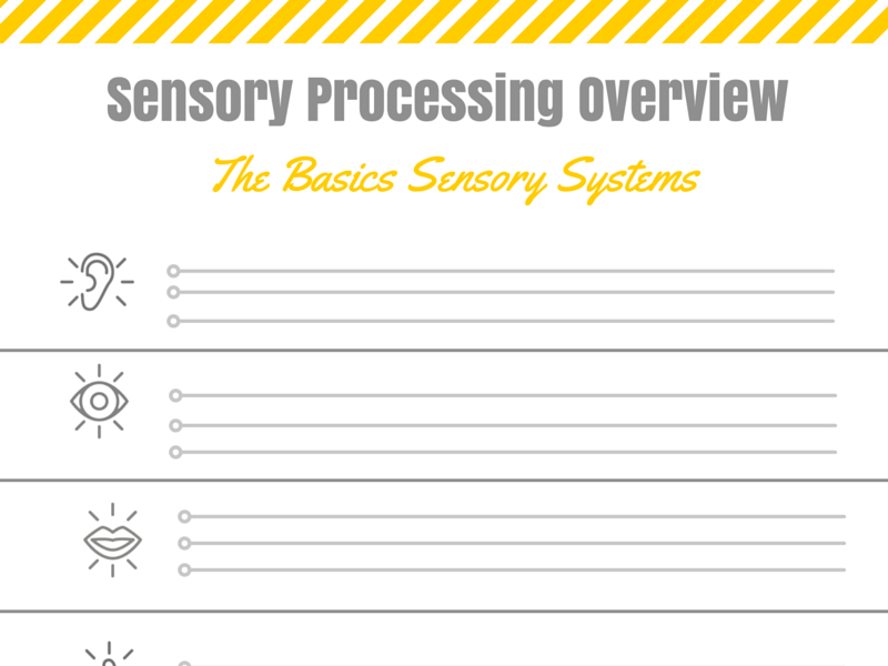 Guide to sensory processing sneak peek