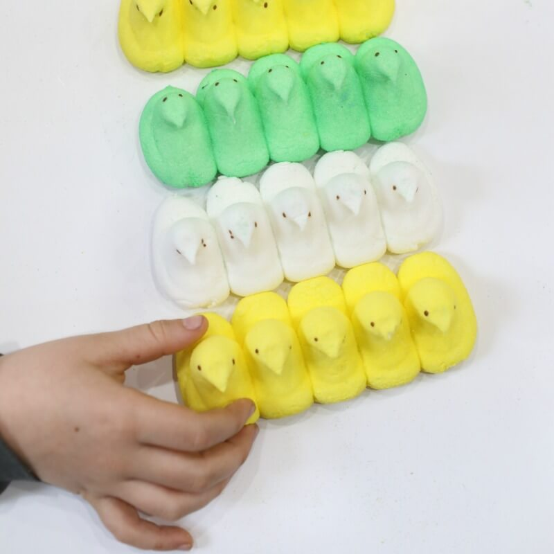 Making Peeps Patterns