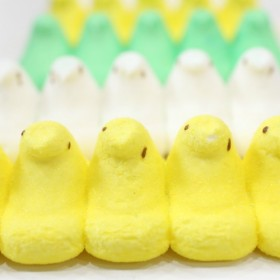 Peeps Patterns Simple Easter Learning