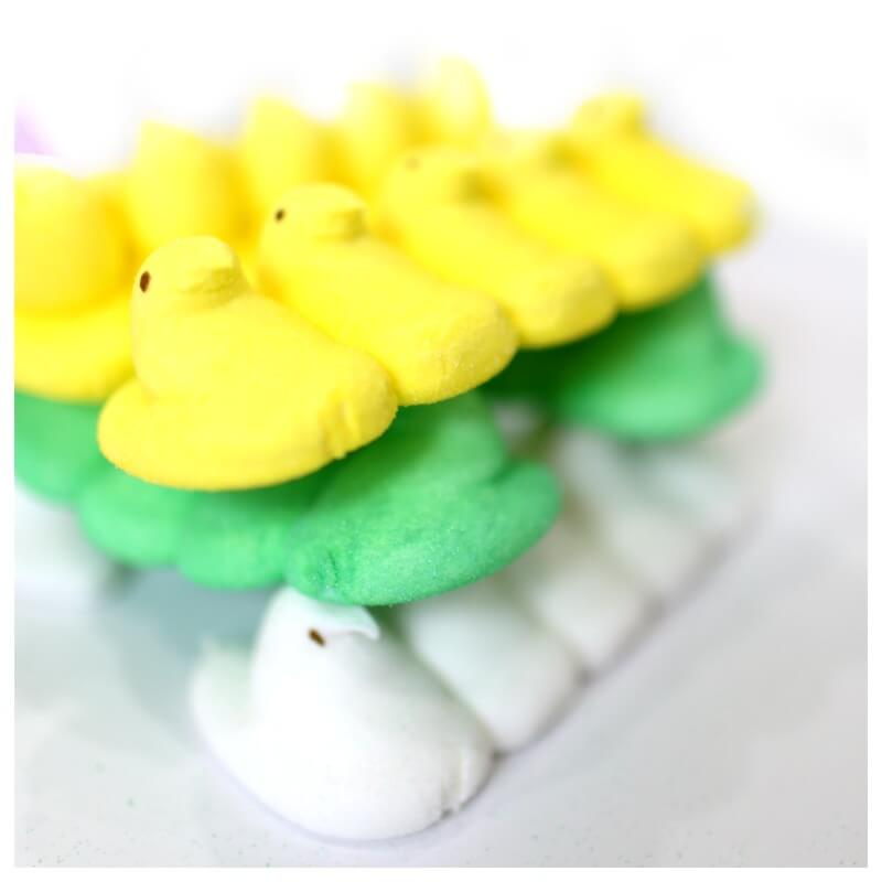 Stacking Peeps How tall can you build