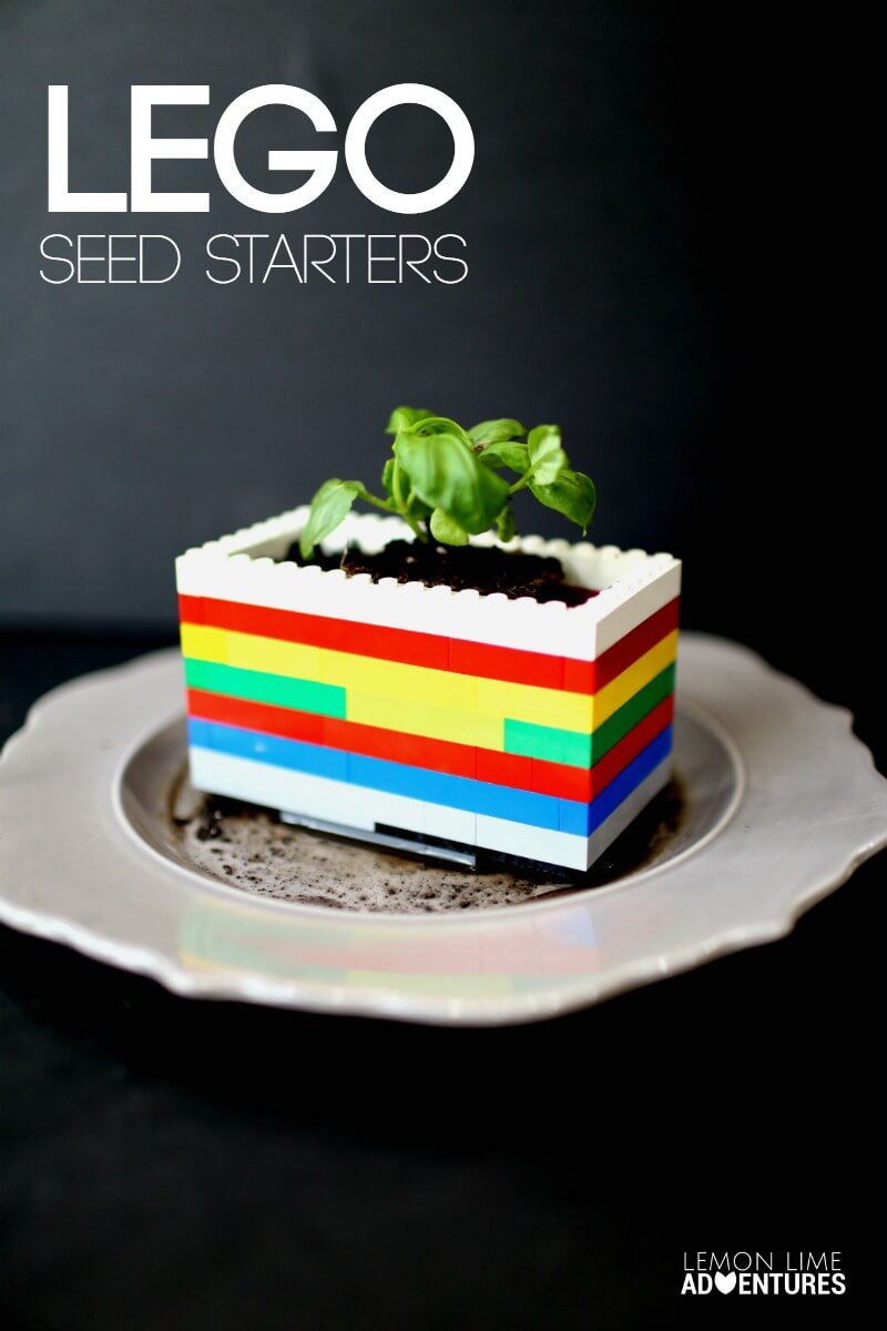 Lego Seed Starters