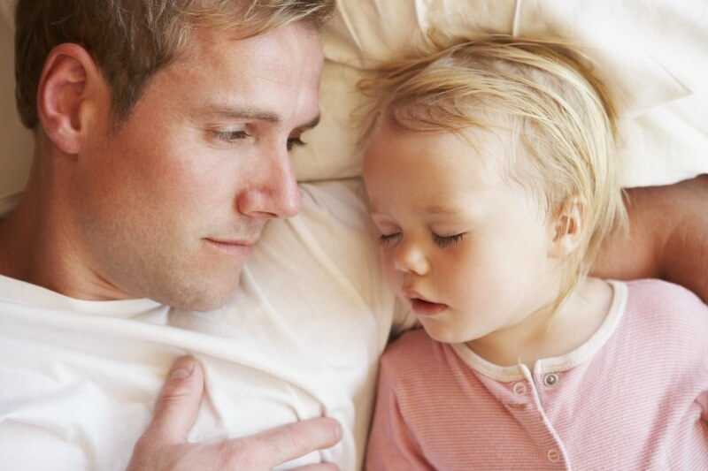 Simple Tips to Help Your Kids Sleep in Their Own Beds