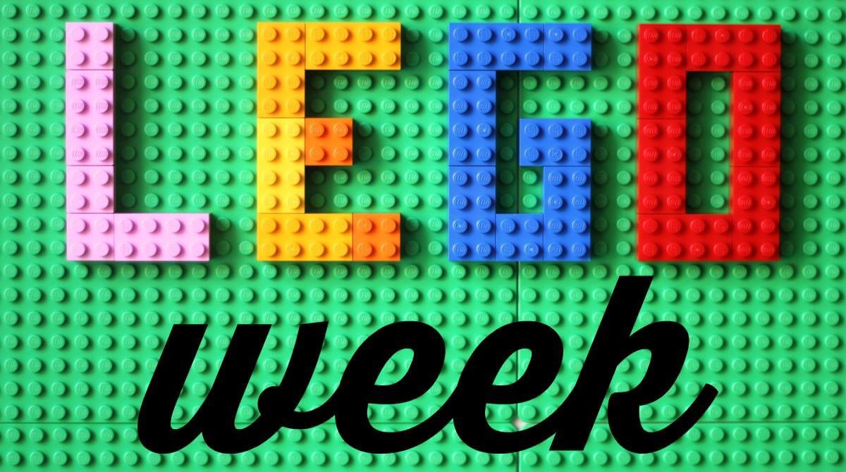 Lego Week Ideas