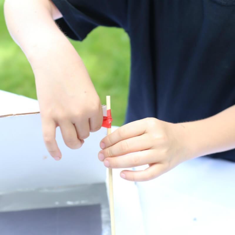Making a DIY Solar Oven
