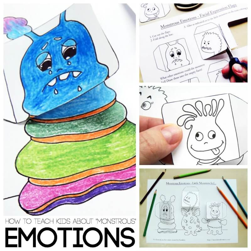 Teaching Kids about BIG Emotions