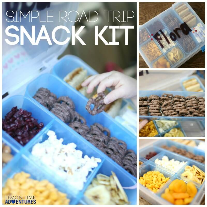 Snack Hack for Road Trips