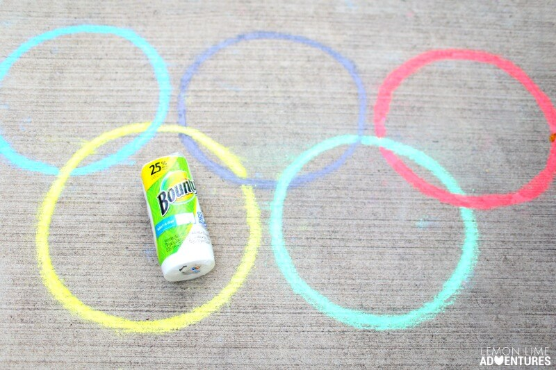 Bounty Supports Olympic Games