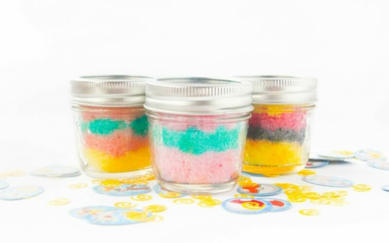 Totally Awesome Pokemon Sugar Scrubs
