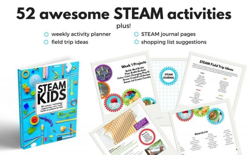 52 Awesome STEAM Activities