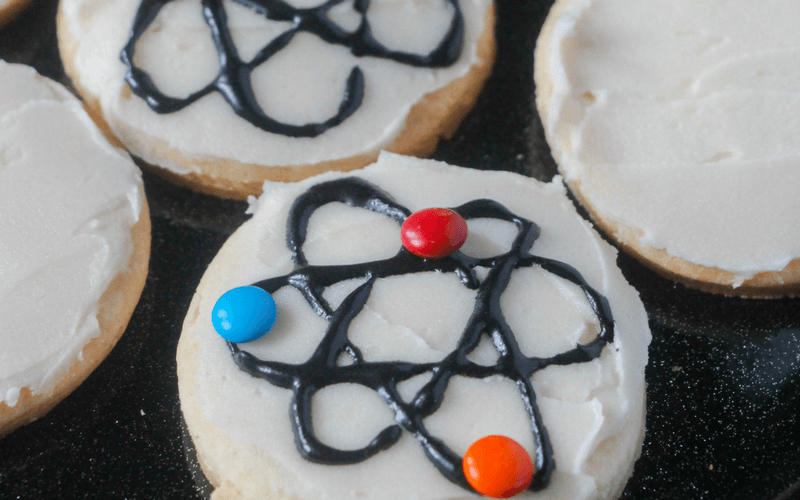 Totally Awesome Atomic Sugar Cookies