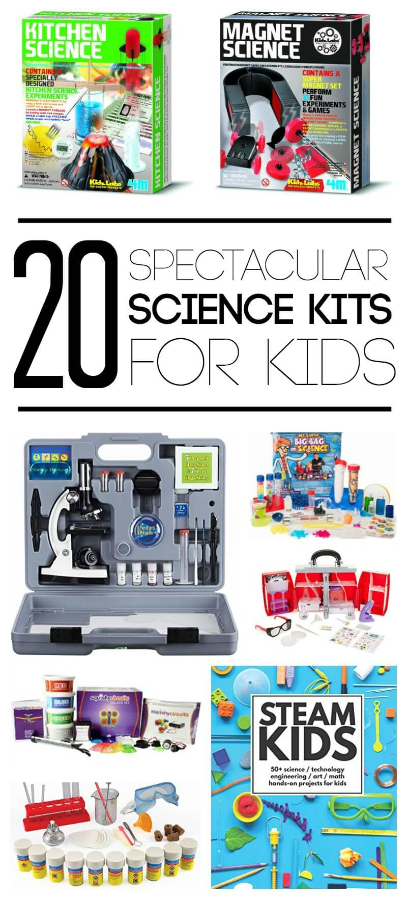 Spectacular Science Kits for Kids