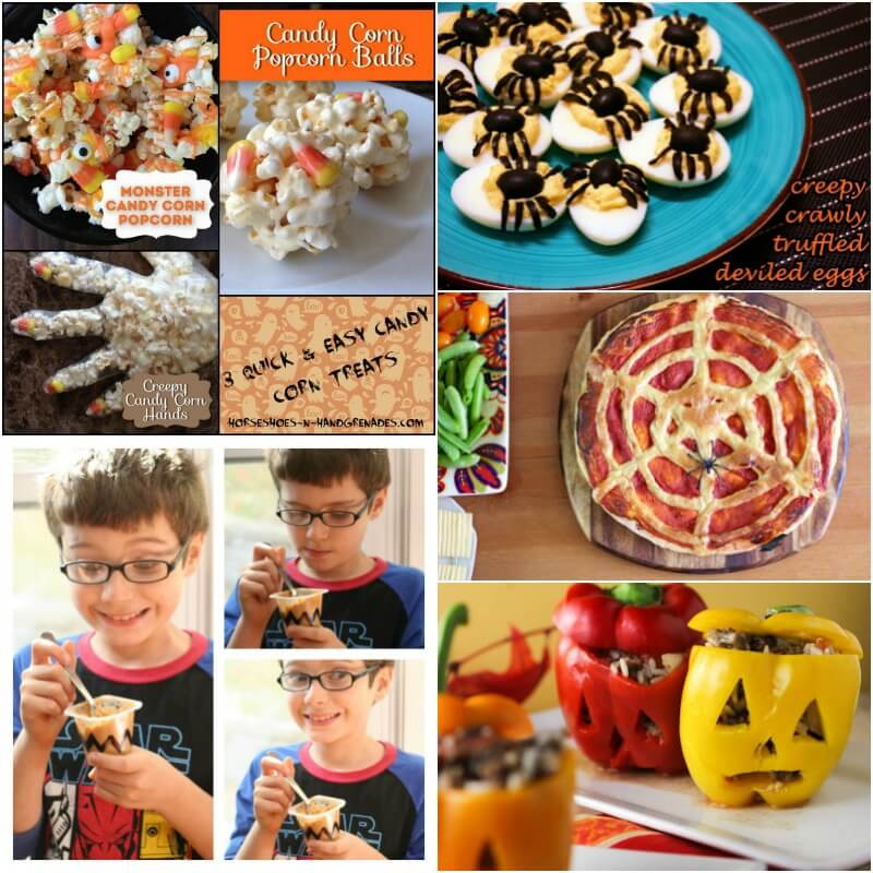 Totally Awesome Spooky Halloween Treats for Kids