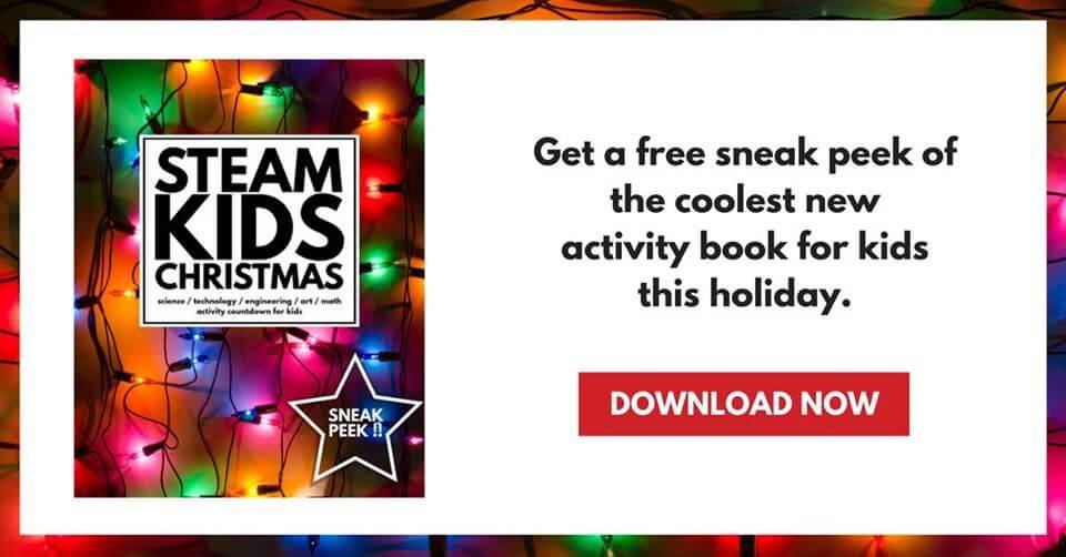 Steam kids Christmas Sample