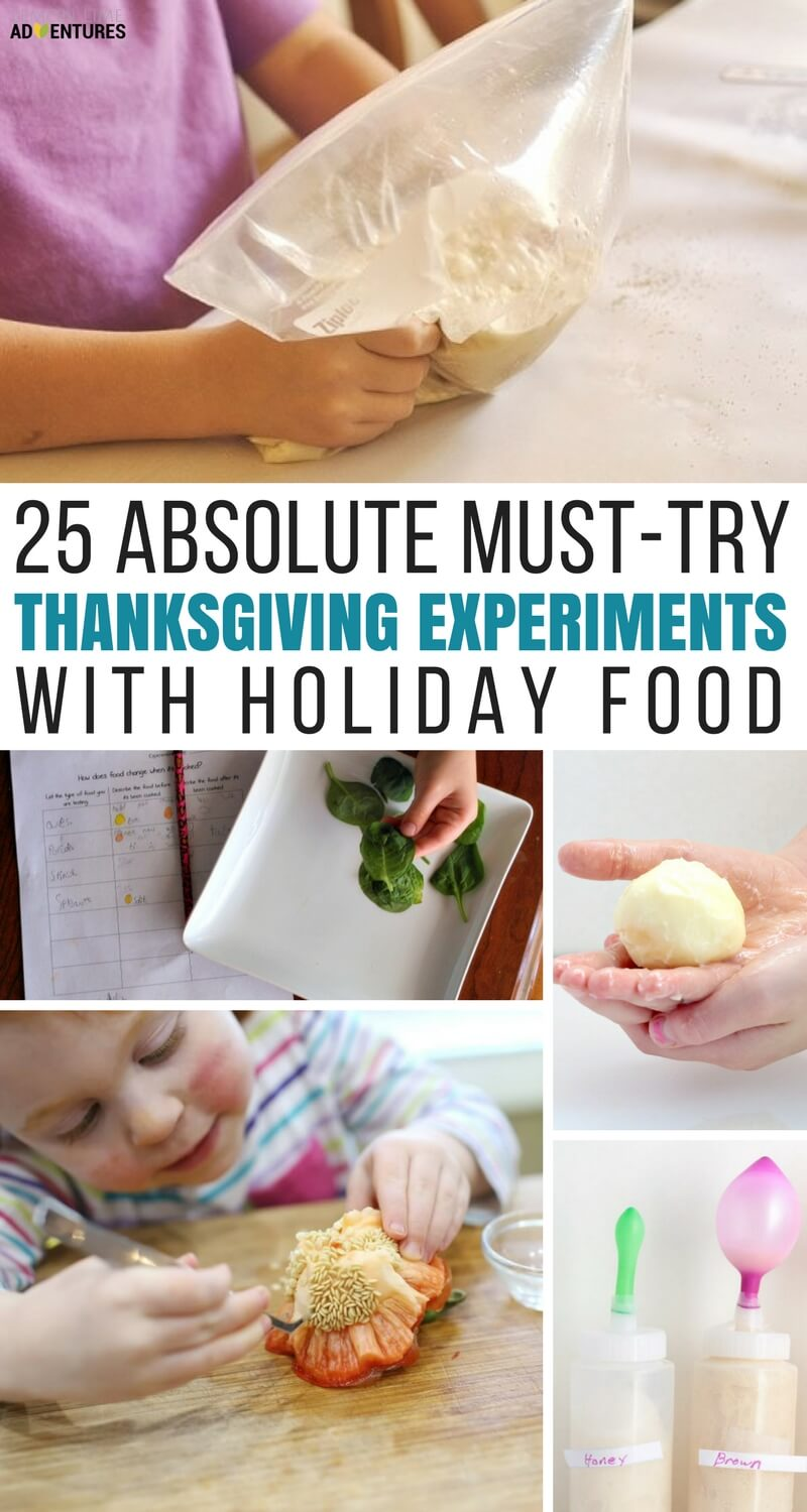 25 Must-Try Thanksgiving Feast Experiments