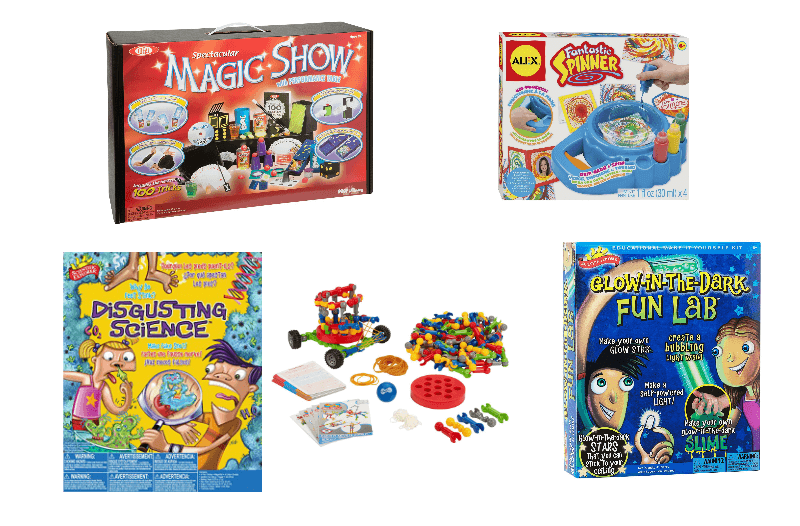Unbelievable Kits for Kids that Love Science and Crafts
