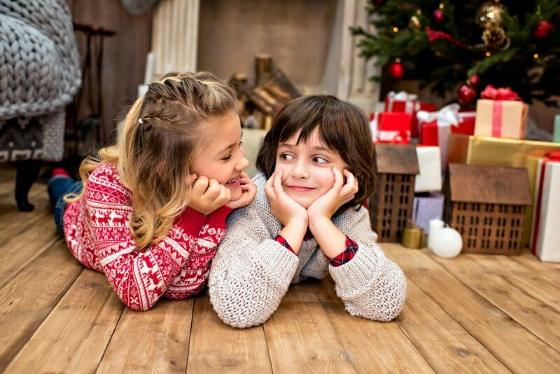 22 Sure-fire Ways to Survive the Holidays with Busy and Messy Kids