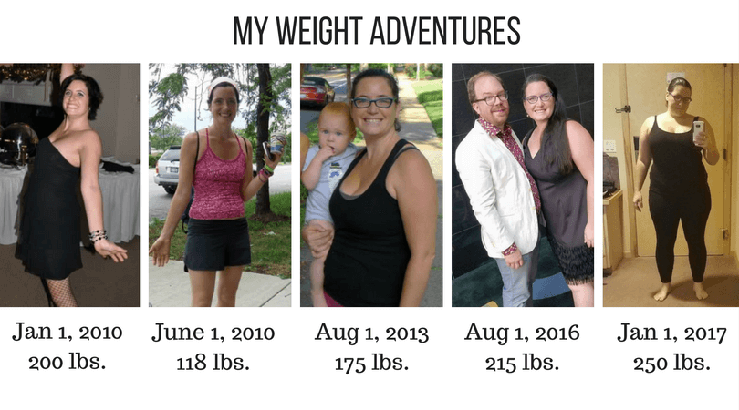 My Weight Adventures
