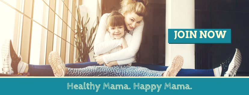 Healthy Mama. Happy Mama Support Group