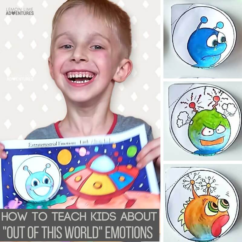 How to Teach Kids About Out of this World Big Emotions