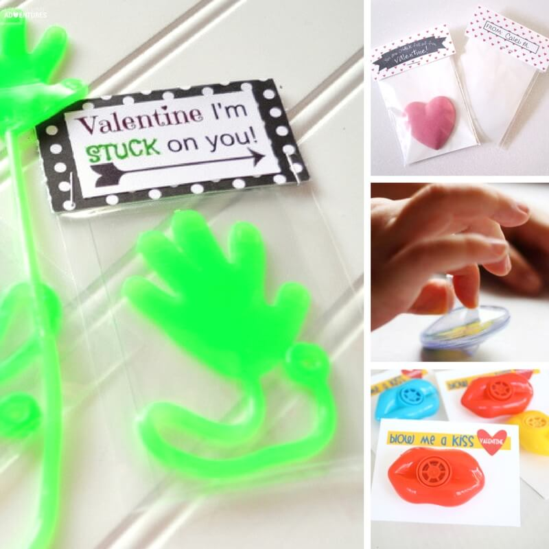 Unique Non-Candy Valentines