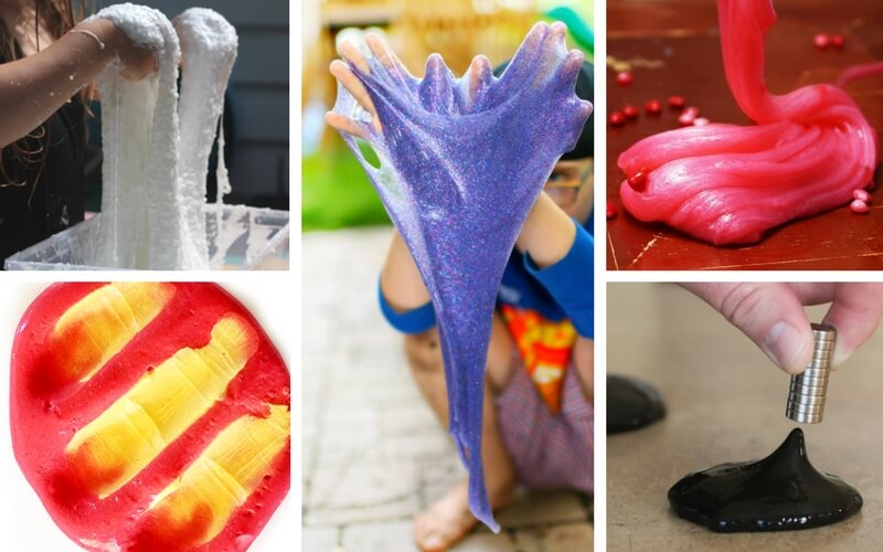 Everything You Need to Make the Best Slime In the World