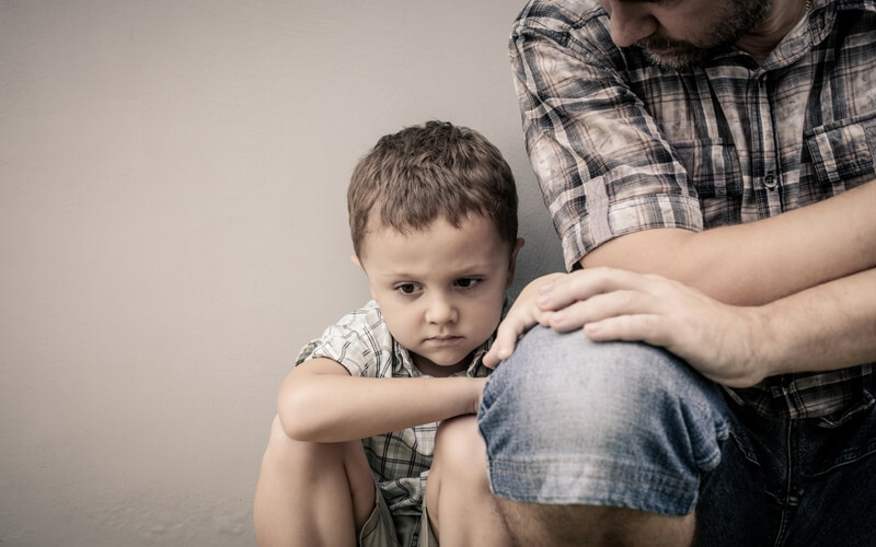 13 Powerful Phrases Proven to Help an Anxious Child Calm Down