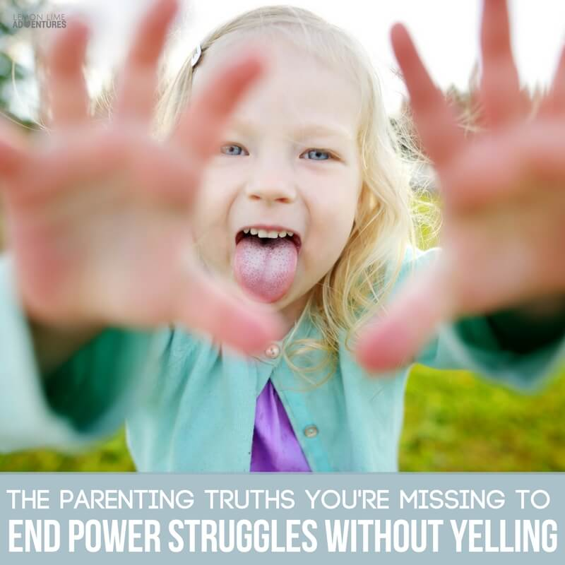 The Parenting Truths You Are Missing to End Power Struggles (2)